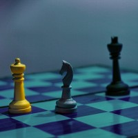 Checkmate - Omer Unlu on flickr