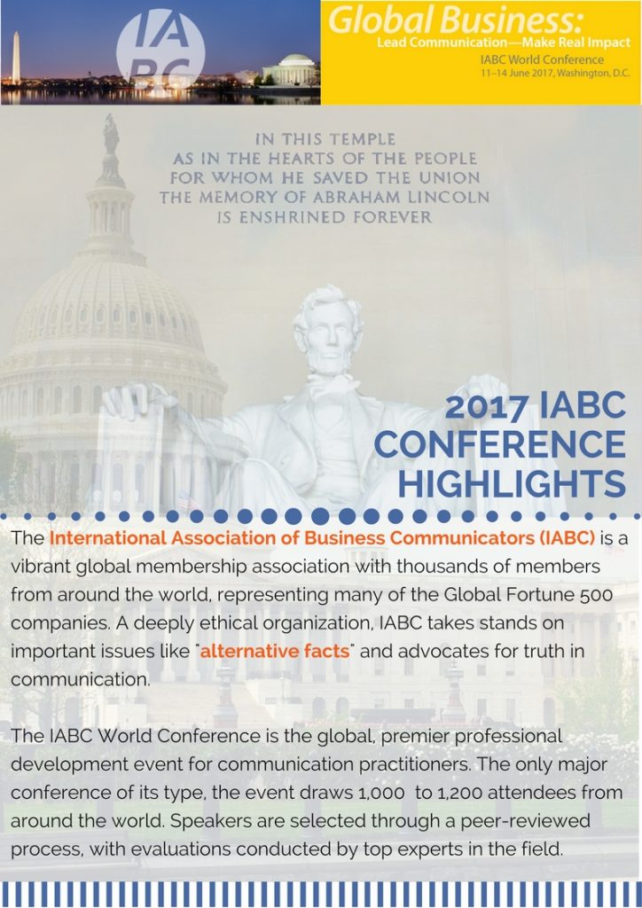 IABC Communications Conference 1