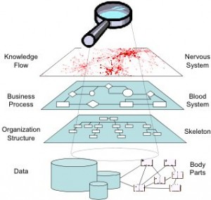 Organizational Networks - Layers of Operations