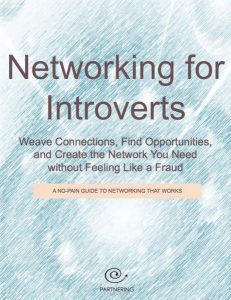 Networking for Introverts Cover
