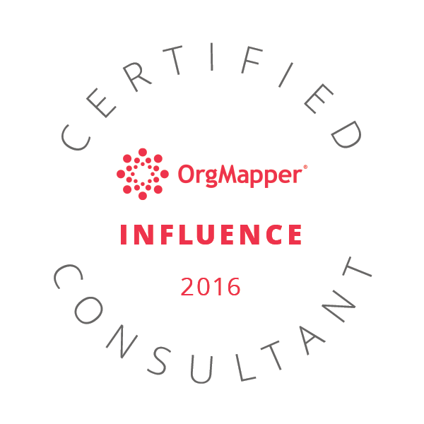 OrgMapper INFLUENCE Certified Consultant