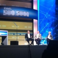 """""""What Got You Here Won't Get You There"""" panel at the 2013 Inc 500   5000 Conference"""