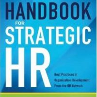 Handbook for Strategic HR Book Cover