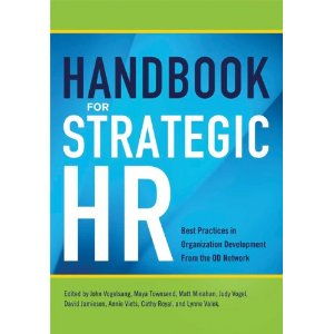 Handbook for Strategic Human Resources Book Cover