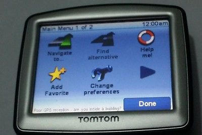 Vintage TomTom Strategy Failure