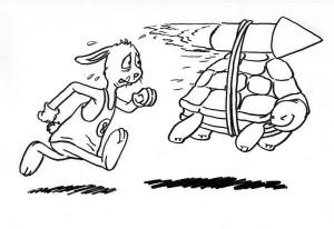 Tortoise and Hare - Chris Hendricks screenhog com